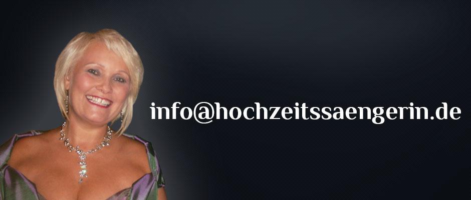 info@hochzeitssaengerin.de